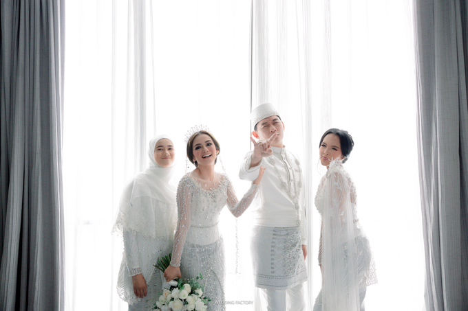 Ifanseventeen + Citra Wedding by Wedding Factory - 002