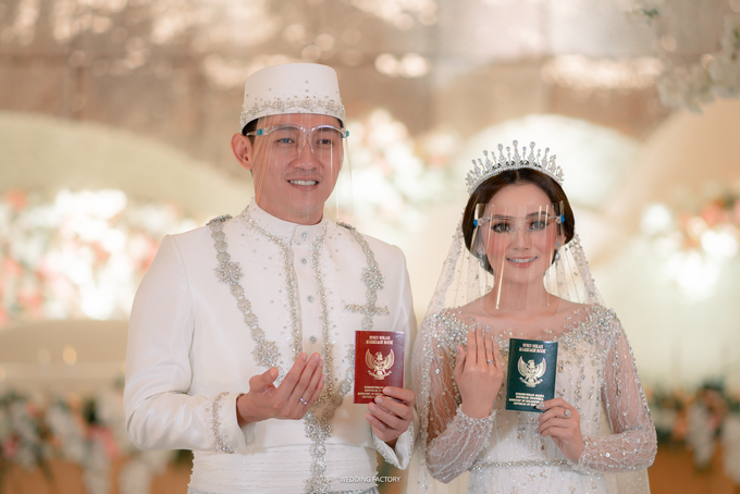 Ifanseventeen + Citra Wedding by Wedding Factory - 004