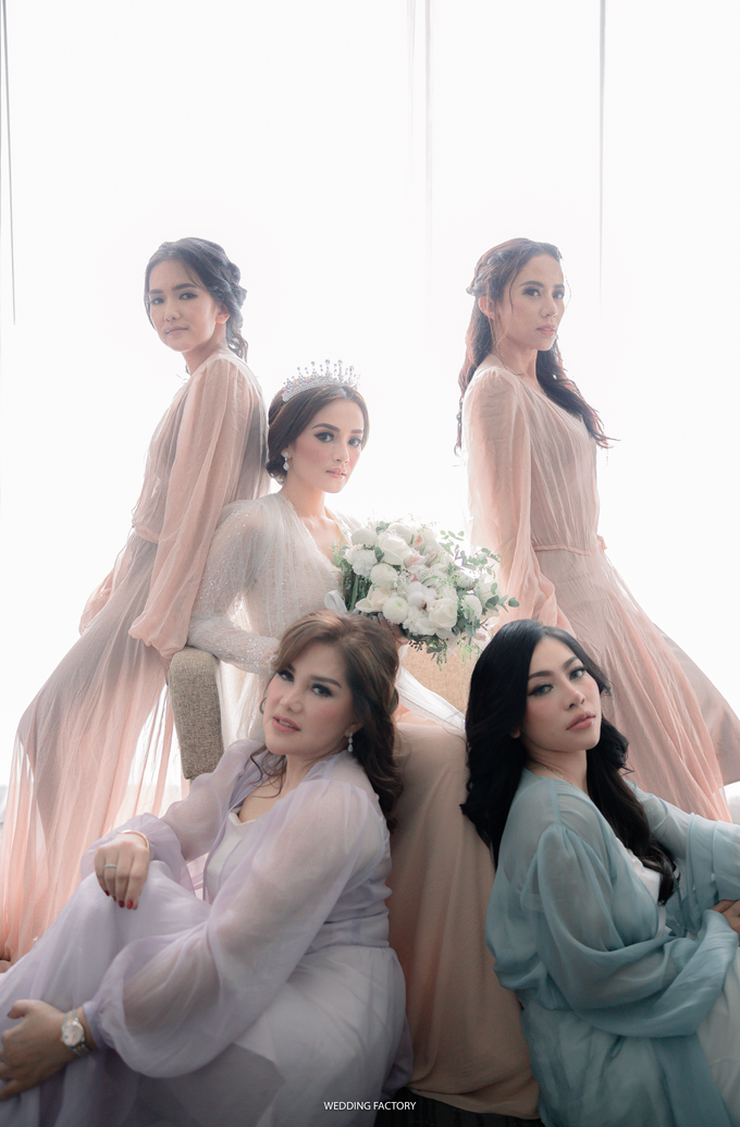 Ifanseventeen + Citra Wedding by Wedding Factory - 026