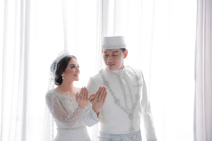 Ifanseventeen + Citra Wedding by Wedding Factory - 034
