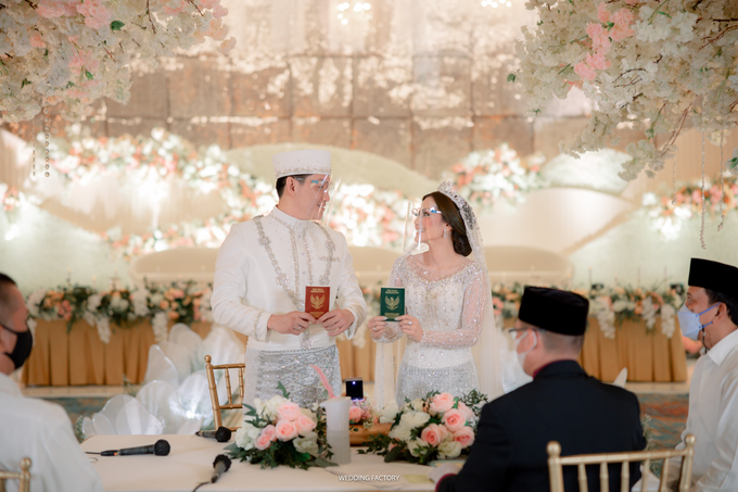 Ifanseventeen + Citra Wedding by Wedding Factory - 031
