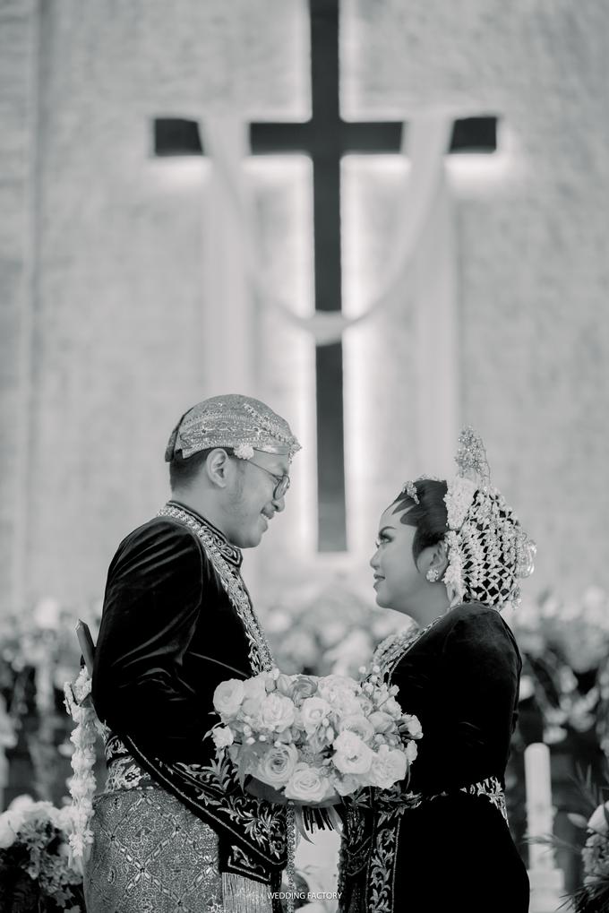 Ayu + Sando Wedding by Wedding Factory - 001