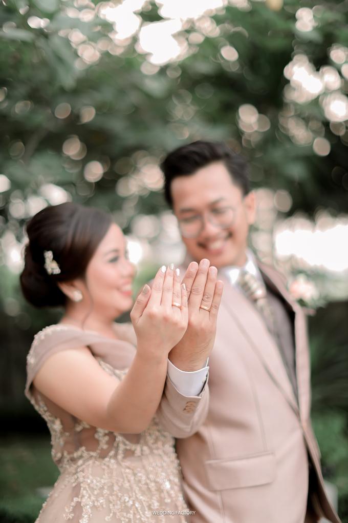 Ayu + Sando Wedding by Wedding Factory - 002
