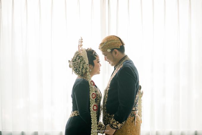 Ayu + Sando Wedding by Wedding Factory - 003