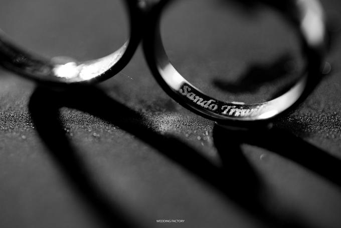 Ayu + Sando Wedding by Wedding Factory - 006