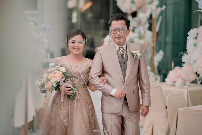 Ayu + Sando Wedding by Wedding Factory - 009