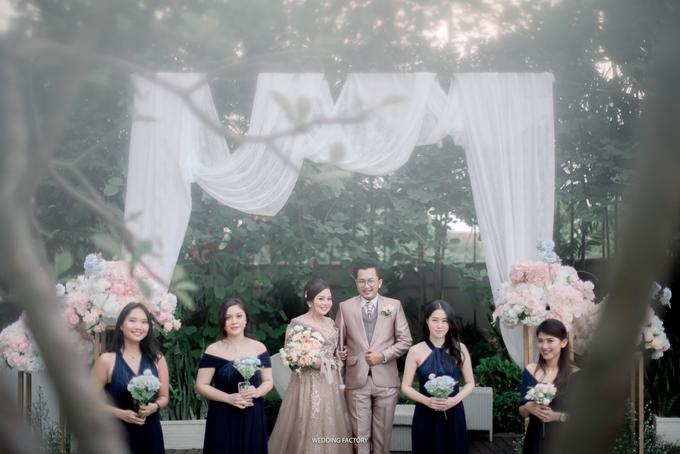 Ayu + Sando Wedding by Wedding Factory - 010