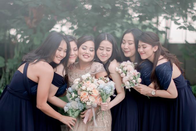 Ayu + Sando Wedding by Wedding Factory - 011