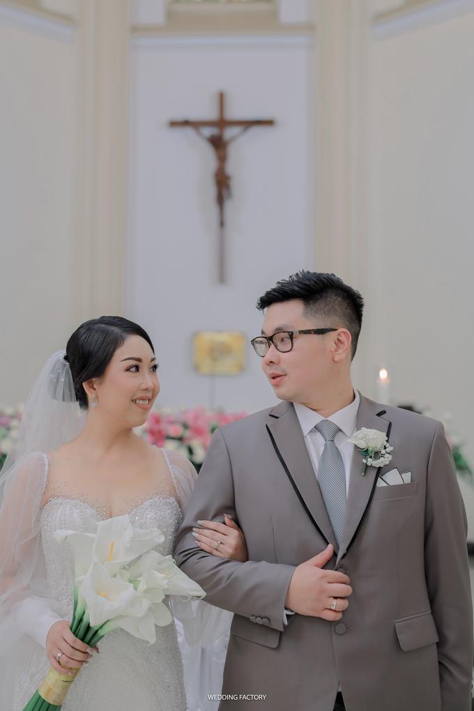 Agus + Valenciana Wedding by Wedding Factory - 002