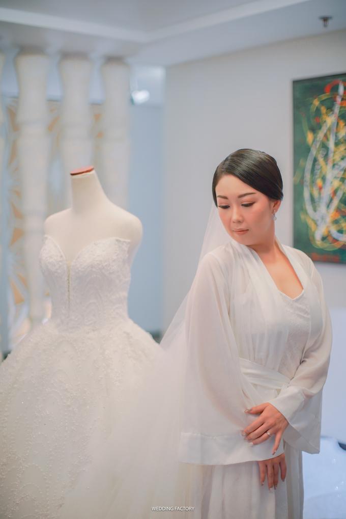 Agus + Valenciana Wedding by Wedding Factory - 004