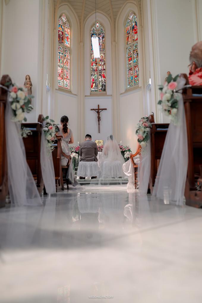 Agus + Valenciana Wedding by Wedding Factory - 007