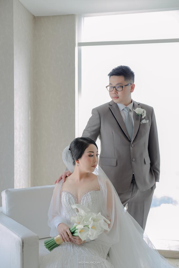 Agus + Valenciana Wedding by Wedding Factory - 009