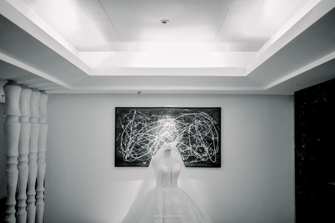 Agus + Valenciana Wedding by Wedding Factory - 016