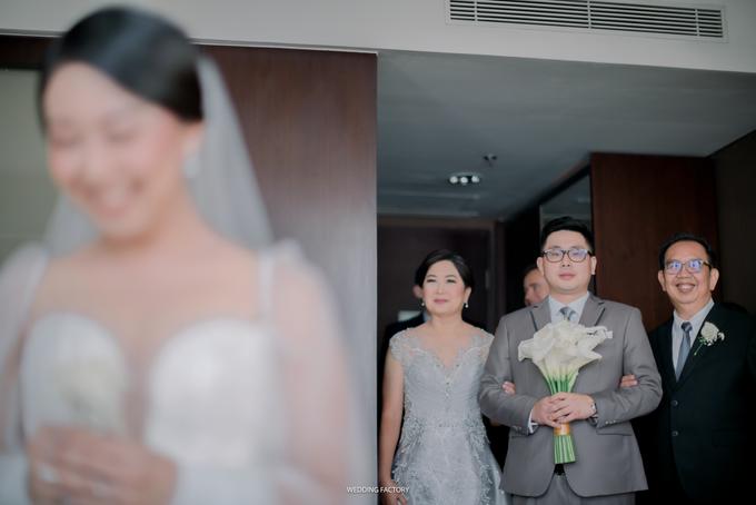 Agus + Valenciana Wedding by Wedding Factory - 023
