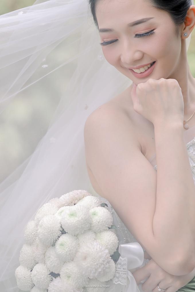 Grifaldy + Lydia Wedding by Wedding Factory - 002