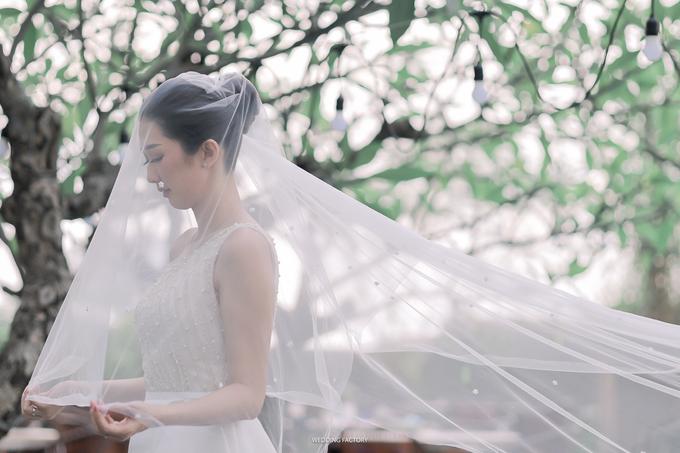 Grifaldy + Lydia Wedding by Wedding Factory - 004