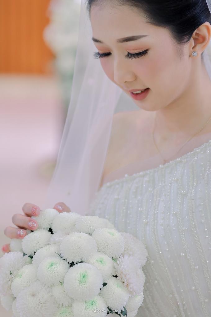 Grifaldy + Lydia Wedding by Wedding Factory - 005