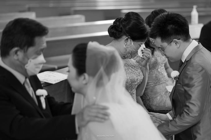 Grifaldy + Lydia Wedding by Wedding Factory - 007