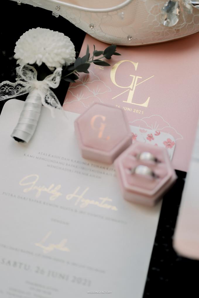 Grifaldy + Lydia Wedding by Wedding Factory - 013