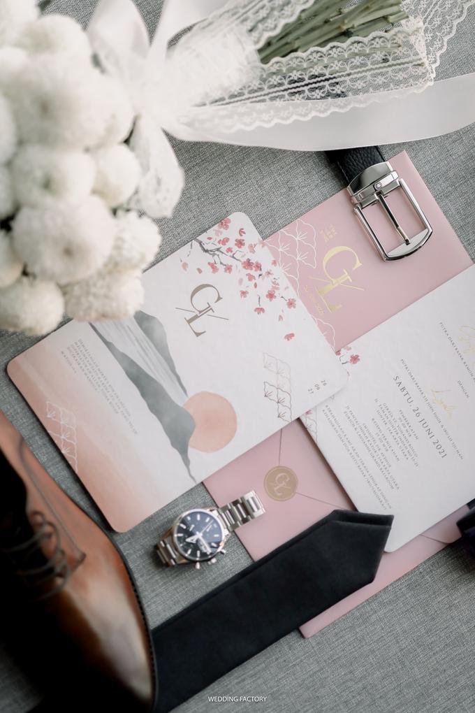 Grifaldy + Lydia Wedding by Wedding Factory - 014