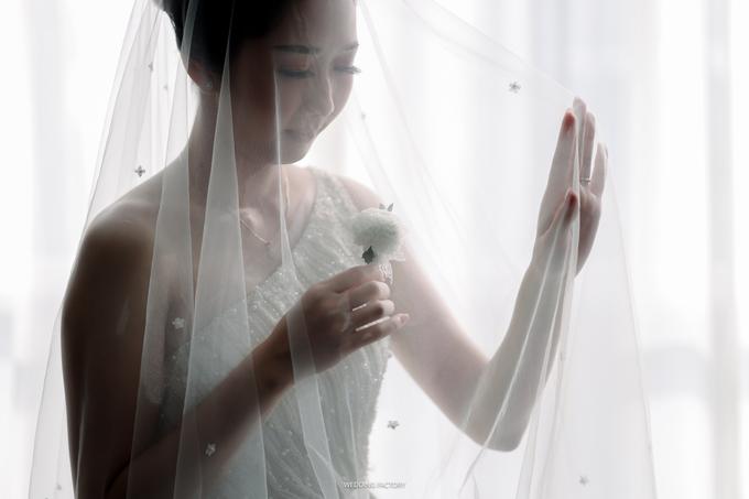 Grifaldy + Lydia Wedding by Wedding Factory - 015