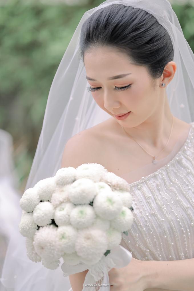 Grifaldy + Lydia Wedding by Wedding Factory - 017