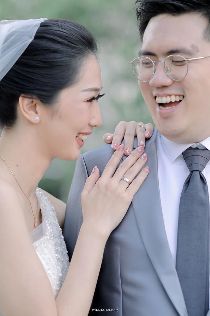Grifaldy + Lydia Wedding by Wedding Factory - 021