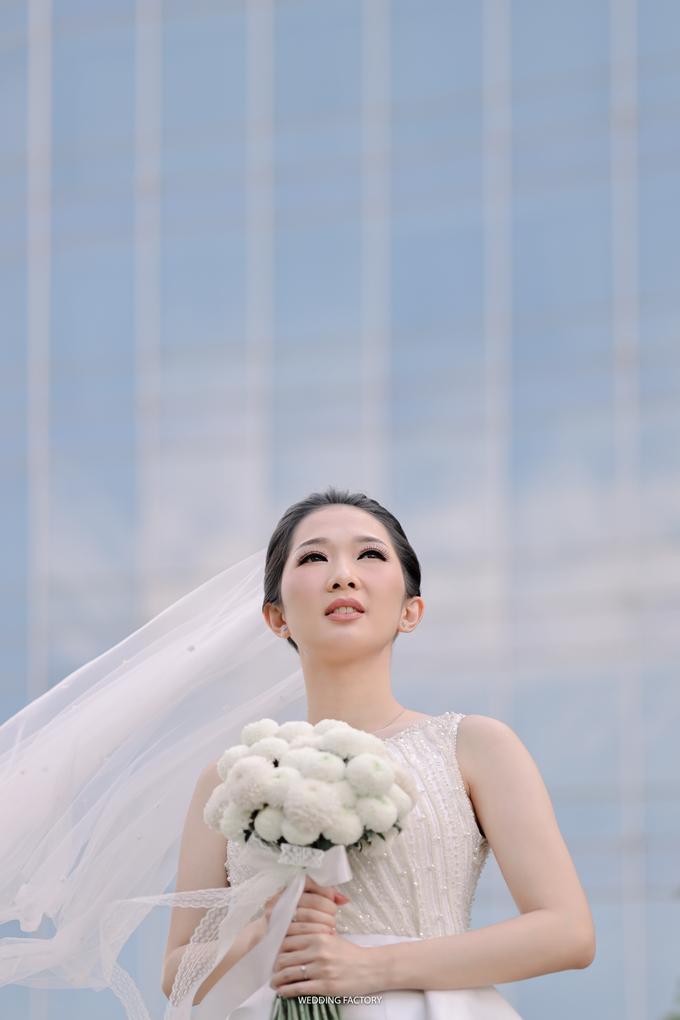 Grifaldy + Lydia Wedding by Wedding Factory - 020