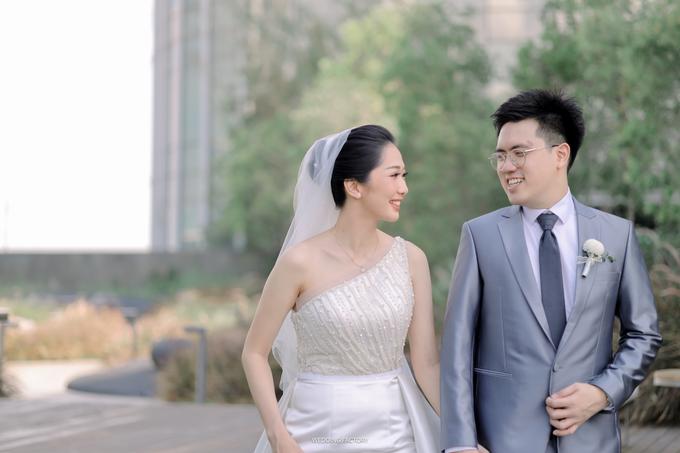 Grifaldy + Lydia Wedding by Wedding Factory - 022