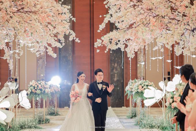 Grifaldy + Lydia Wedding by Wedding Factory - 025