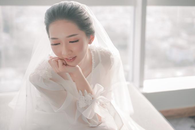Grifaldy + Lydia Wedding by Wedding Factory - 028