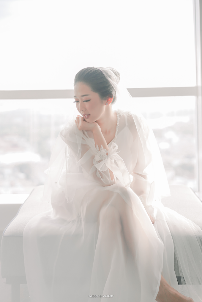 Grifaldy + Lydia Wedding by Wedding Factory - 029