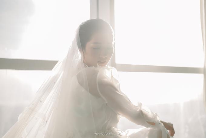 Grifaldy + Lydia Wedding by Wedding Factory - 030