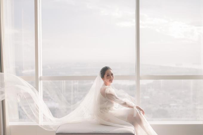 Grifaldy + Lydia Wedding by Wedding Factory - 001