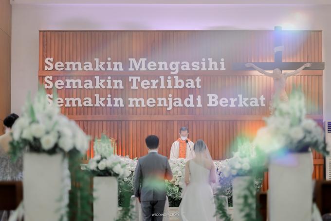 Grifaldy + Lydia Wedding by Wedding Factory - 009