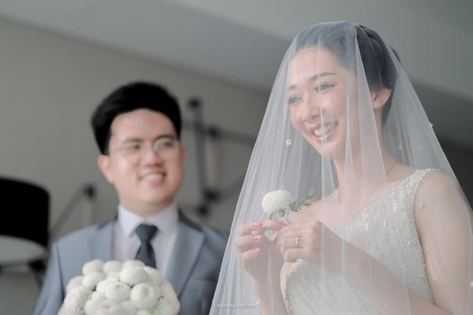 Grifaldy + Lydia Wedding by Wedding Factory - 010