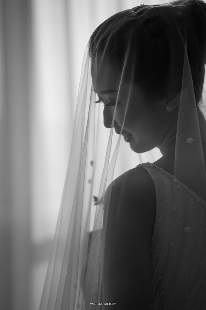 Grifaldy + Lydia Wedding by Wedding Factory - 016