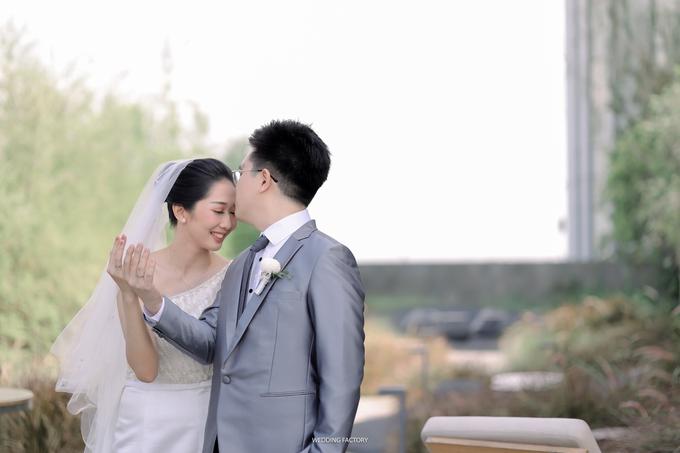 Grifaldy + Lydia Wedding by Wedding Factory - 019