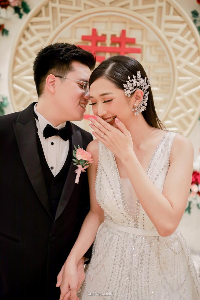 Grifaldy + Lydia Wedding by Wedding Factory - 023