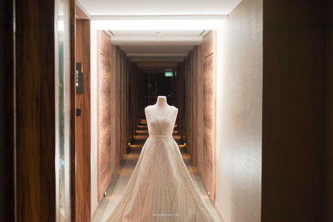 Grifaldy + Lydia Wedding by Wedding Factory - 024