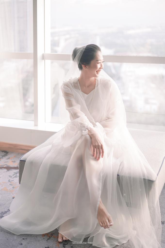 Grifaldy + Lydia Wedding by Wedding Factory - 026