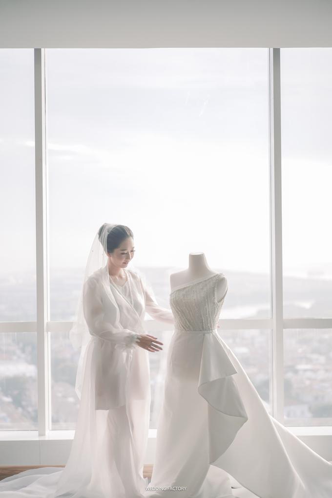 Grifaldy + Lydia Wedding by Wedding Factory - 031