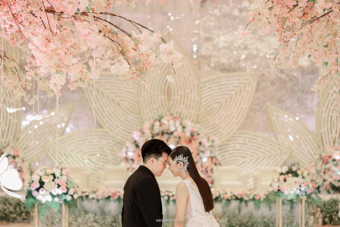 Grifaldy + Lydia Wedding by Wedding Factory - 034