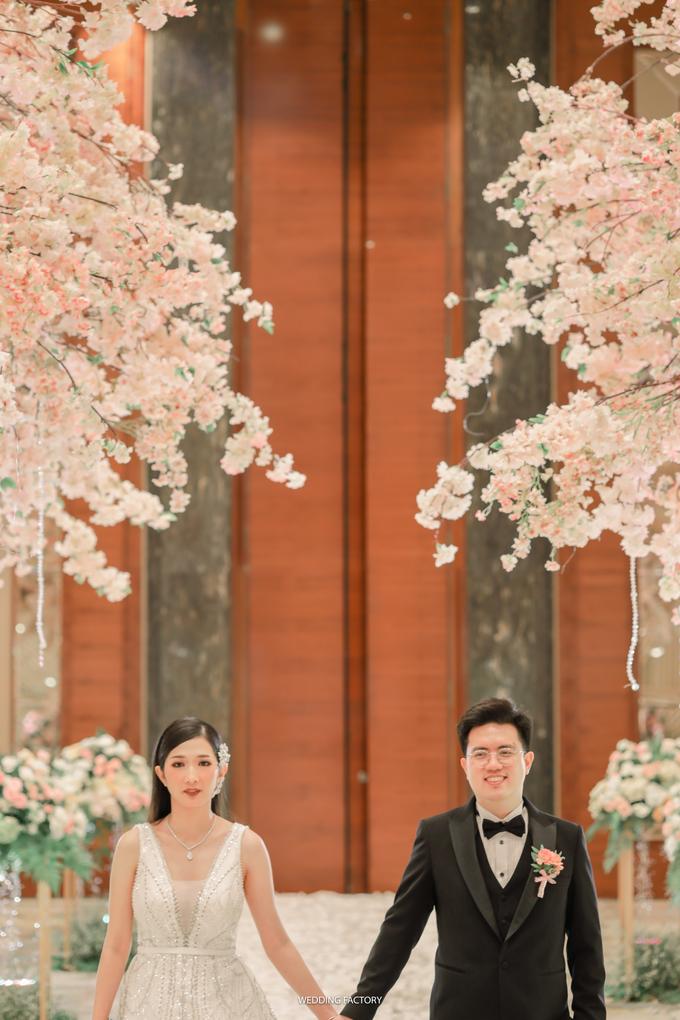 Grifaldy + Lydia Wedding by Wedding Factory - 035