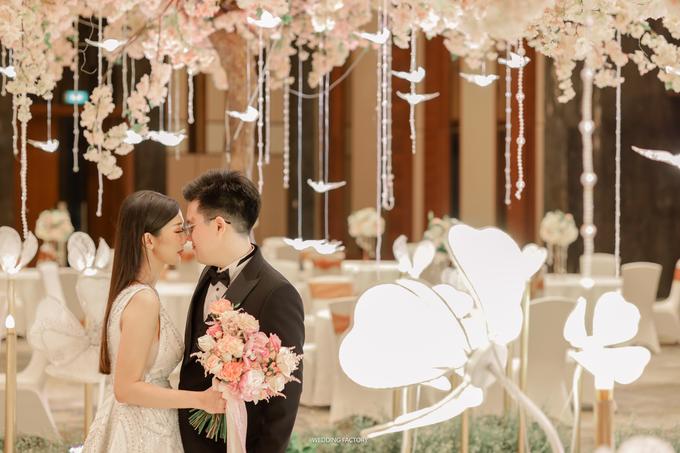 Grifaldy + Lydia Wedding by Wedding Factory - 036