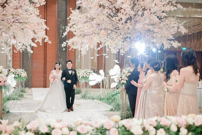 Grifaldy + Lydia Wedding by Wedding Factory - 040