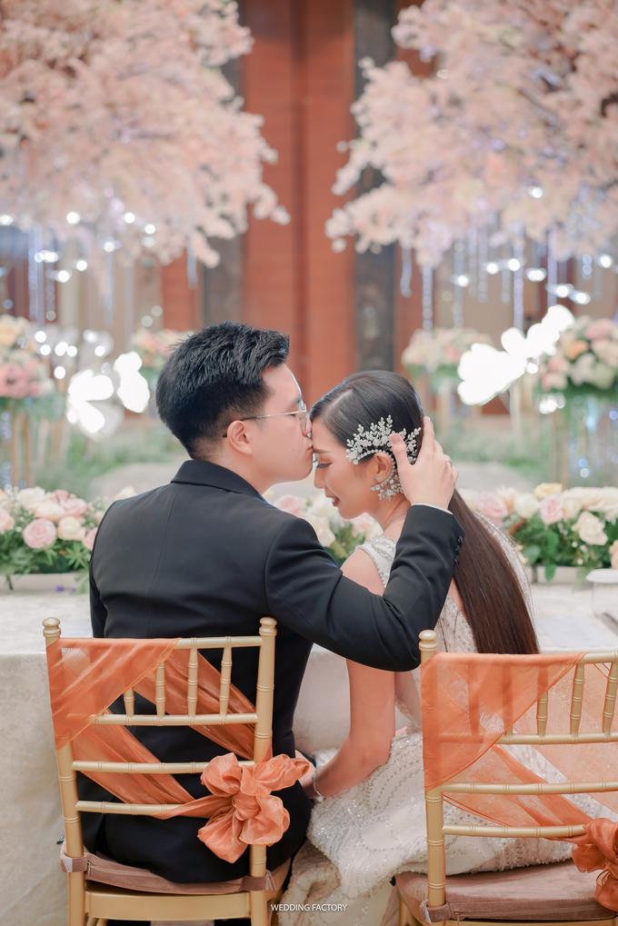 Grifaldy + Lydia Wedding by Wedding Factory - 042
