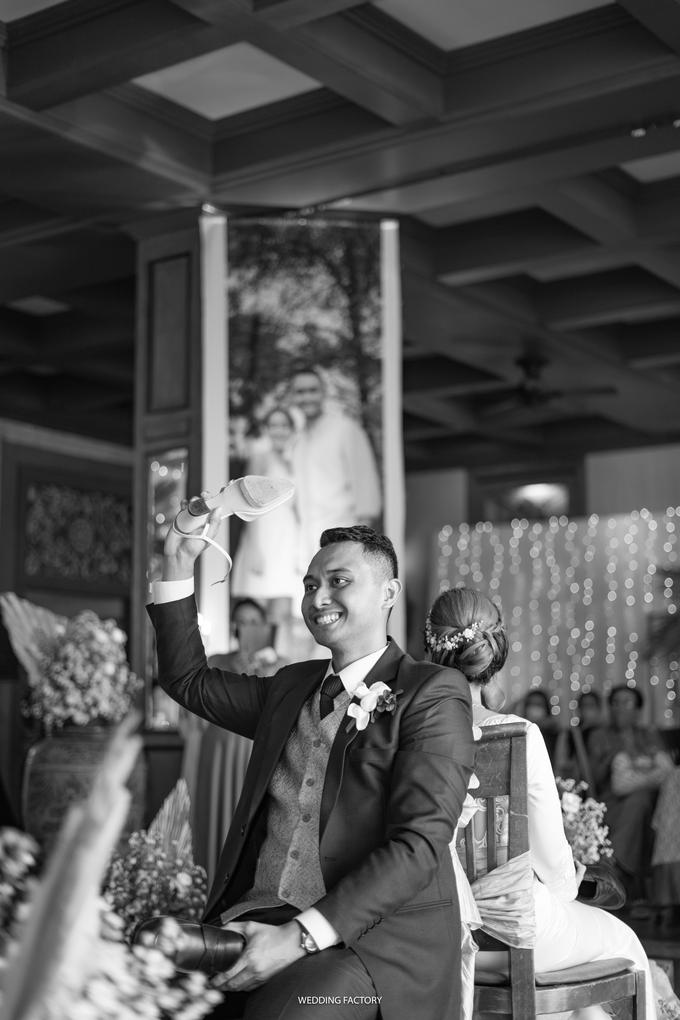 Adhitya + Thania Wedding by Wedding Factory - 010