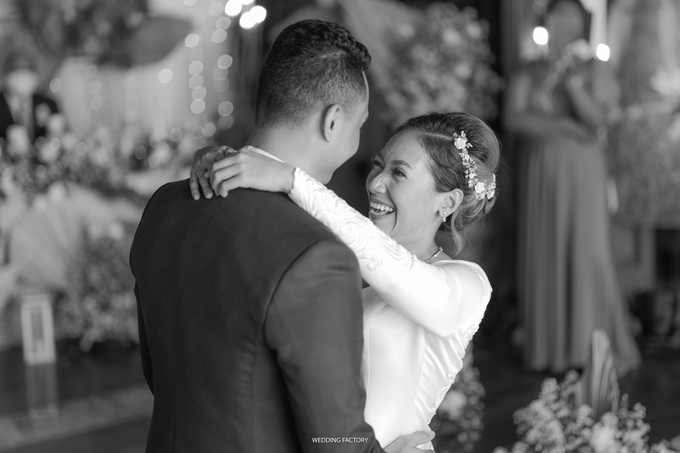 Adhitya + Thania Wedding by Wedding Factory - 011
