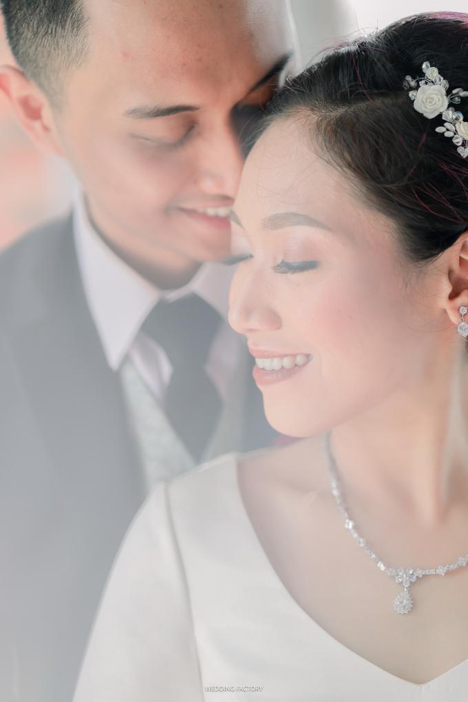 Adhitya + Thania Wedding by Wedding Factory - 002